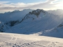 Christmas skiing in Tignes 2012