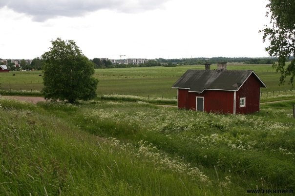 country living in helsinki