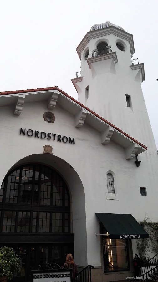 Nordstrom Department Store in Santa Barbara