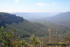 AUS-Blue Mountains ja Three Sisters_1