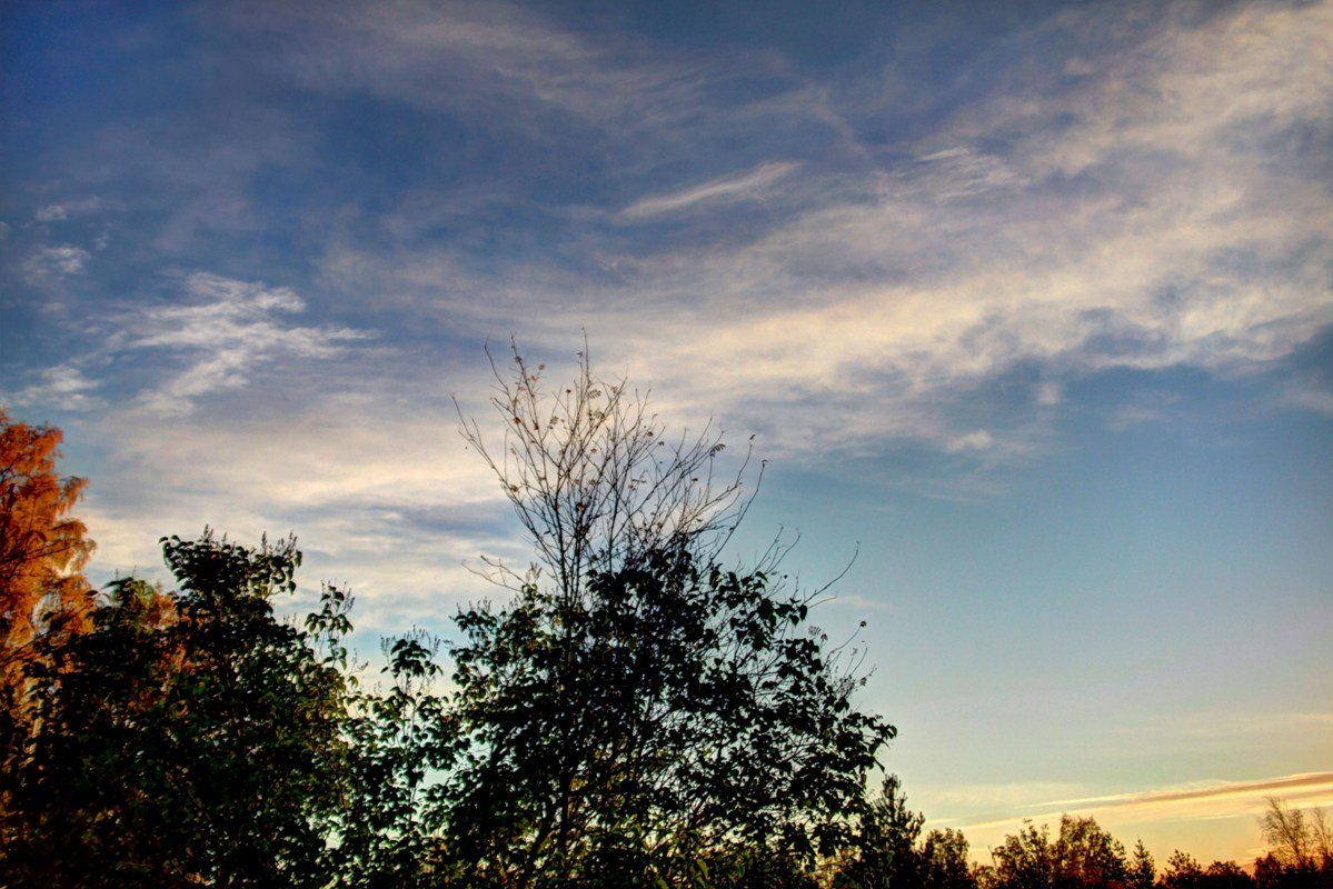 5-10-2011 - sunrise in early October