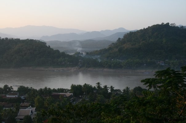 luang prapang and mekong laos