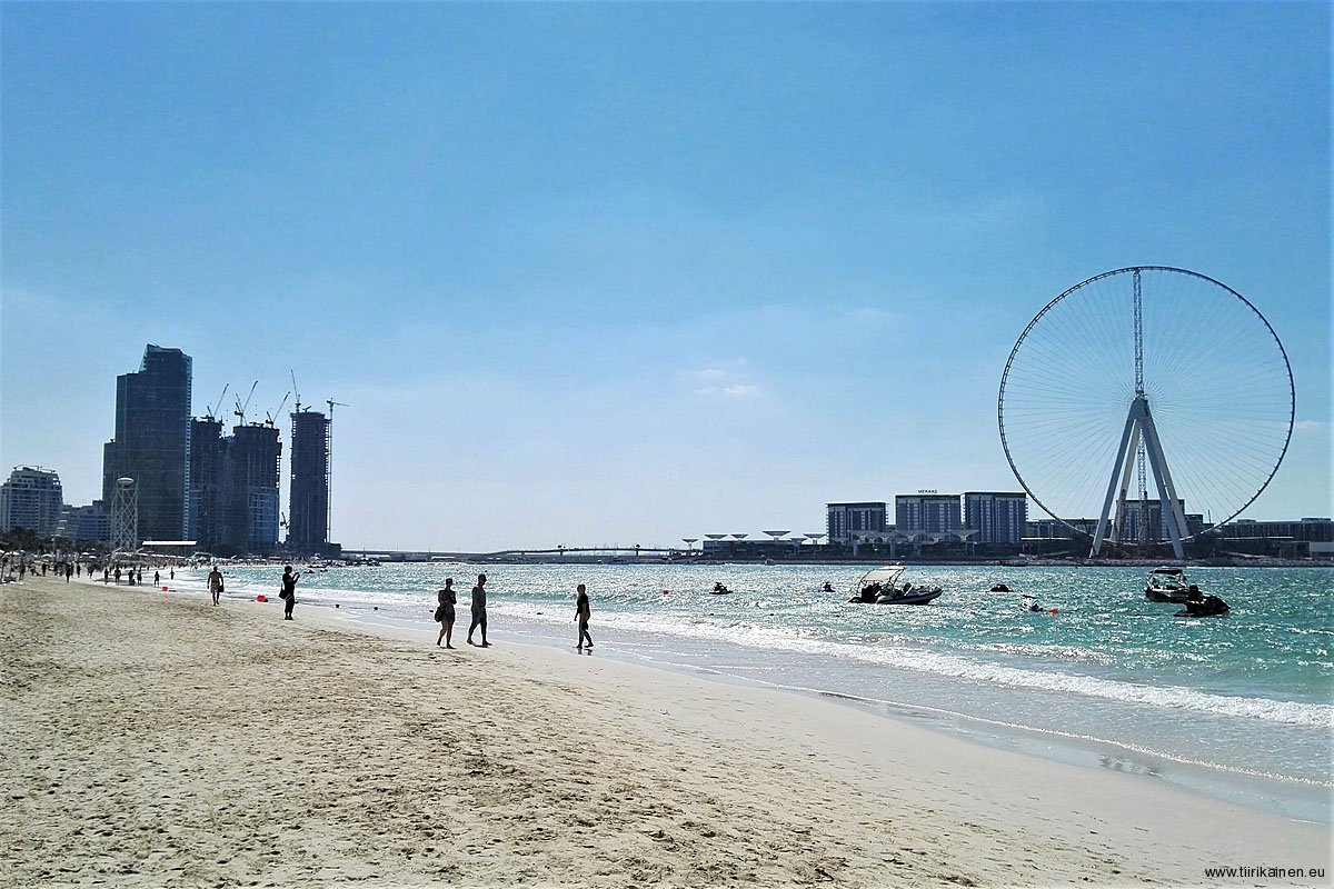 Jumeirah-Beach-and-Bluewaters-Island